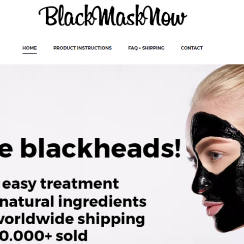 Black Mask Now
